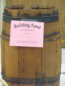 FAITH LUTHERAN BUILDING FUND